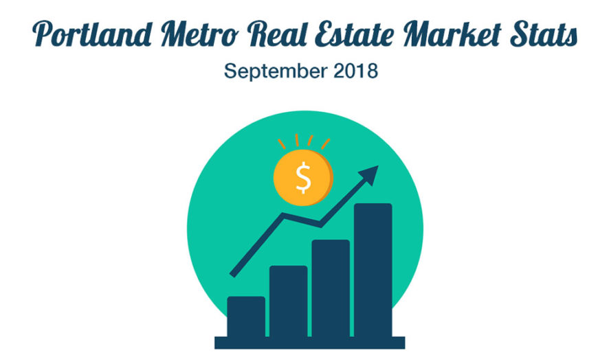 Portland Real Estate Market Statistics - September 2018