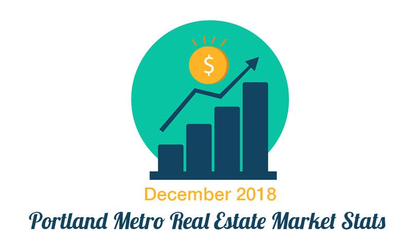 Portland Real Estate Market Statistics - Dec 2018